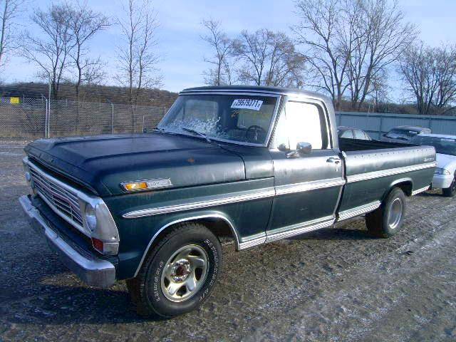 Ford f-150 1969 photo - 9