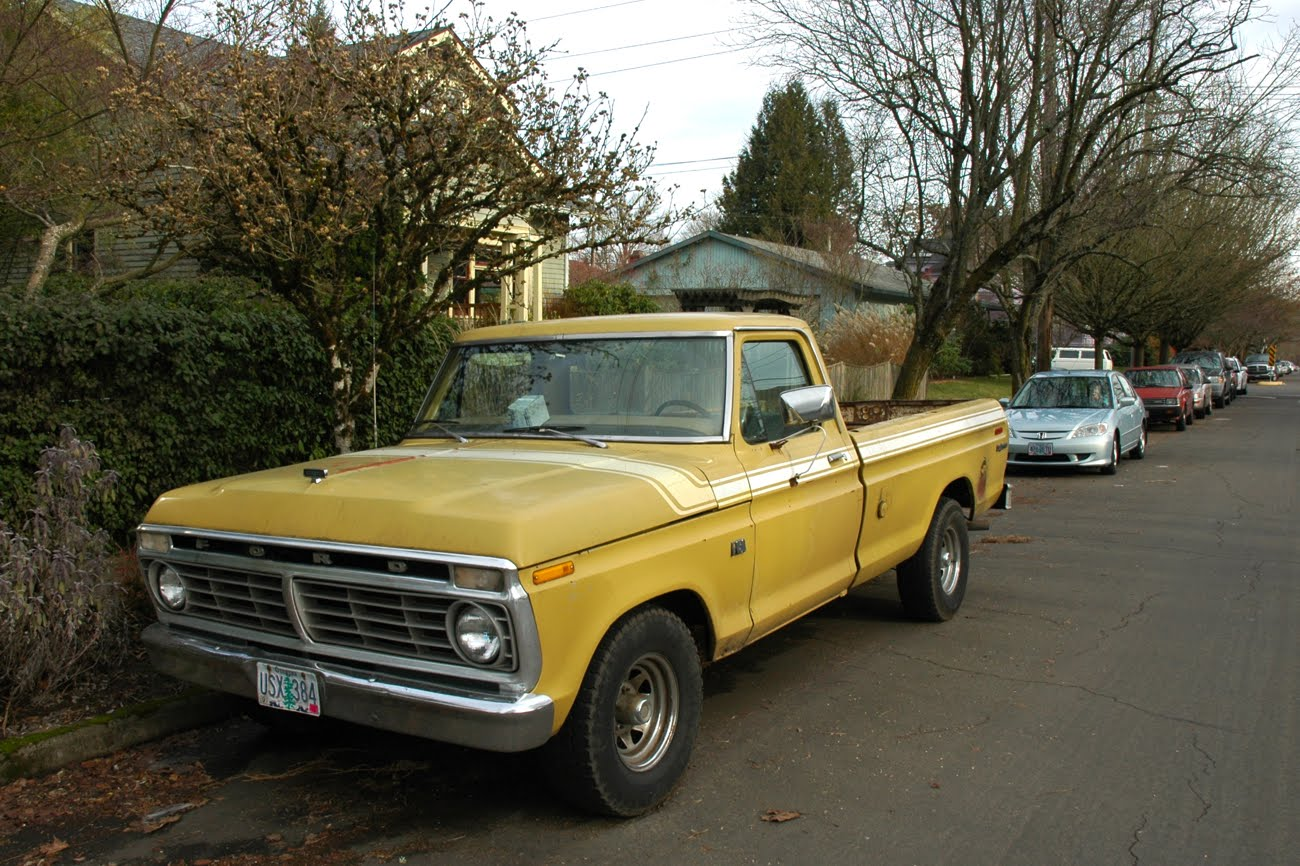 Ford f-150 1973 photo - 2