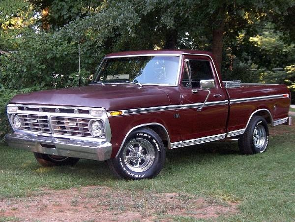 Ford f-150 1973 photo - 4