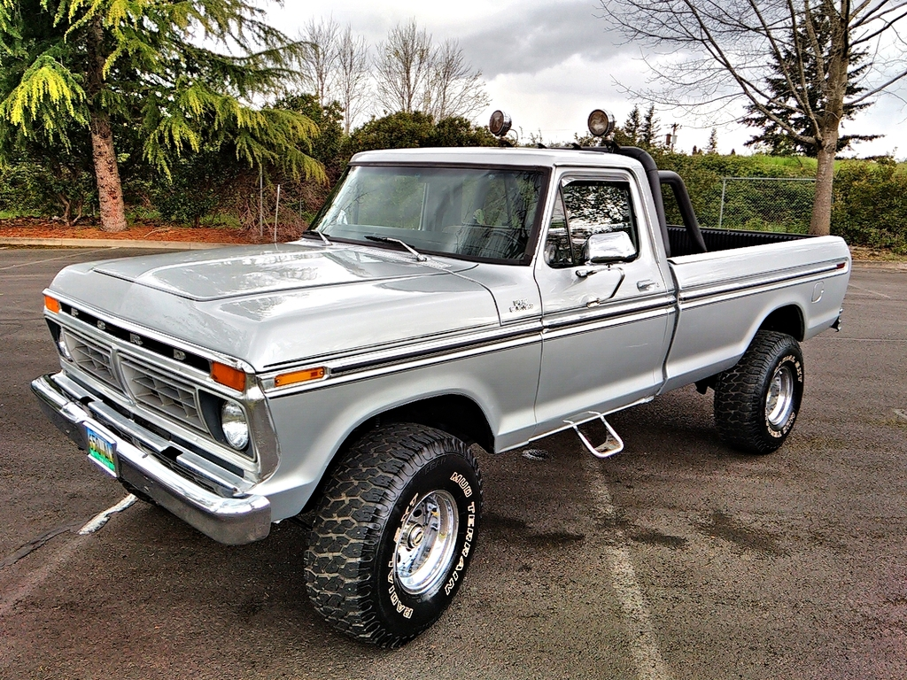 Ford f 150 1974 photo 4