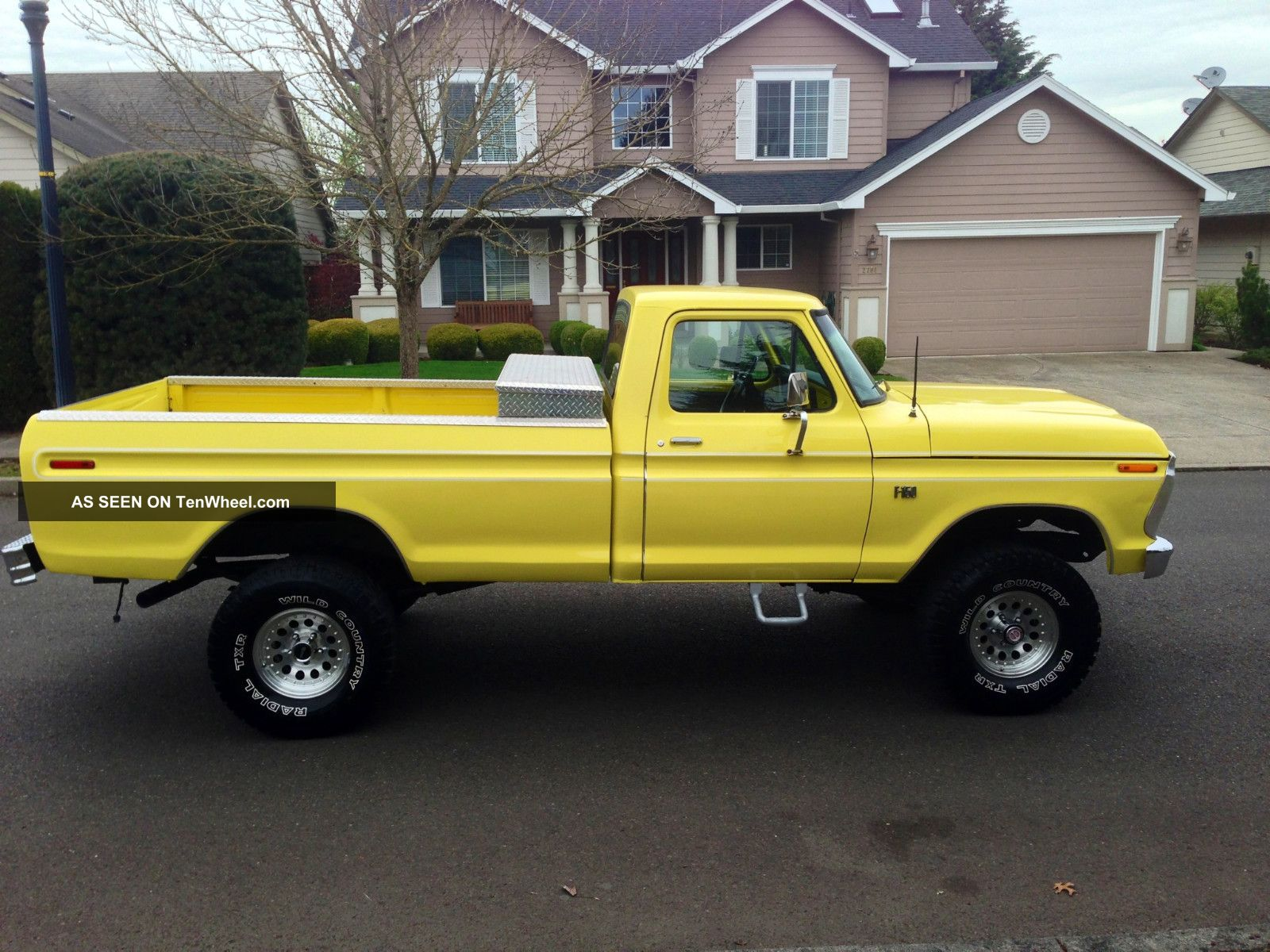 Ford f-150 1975 photo - 4