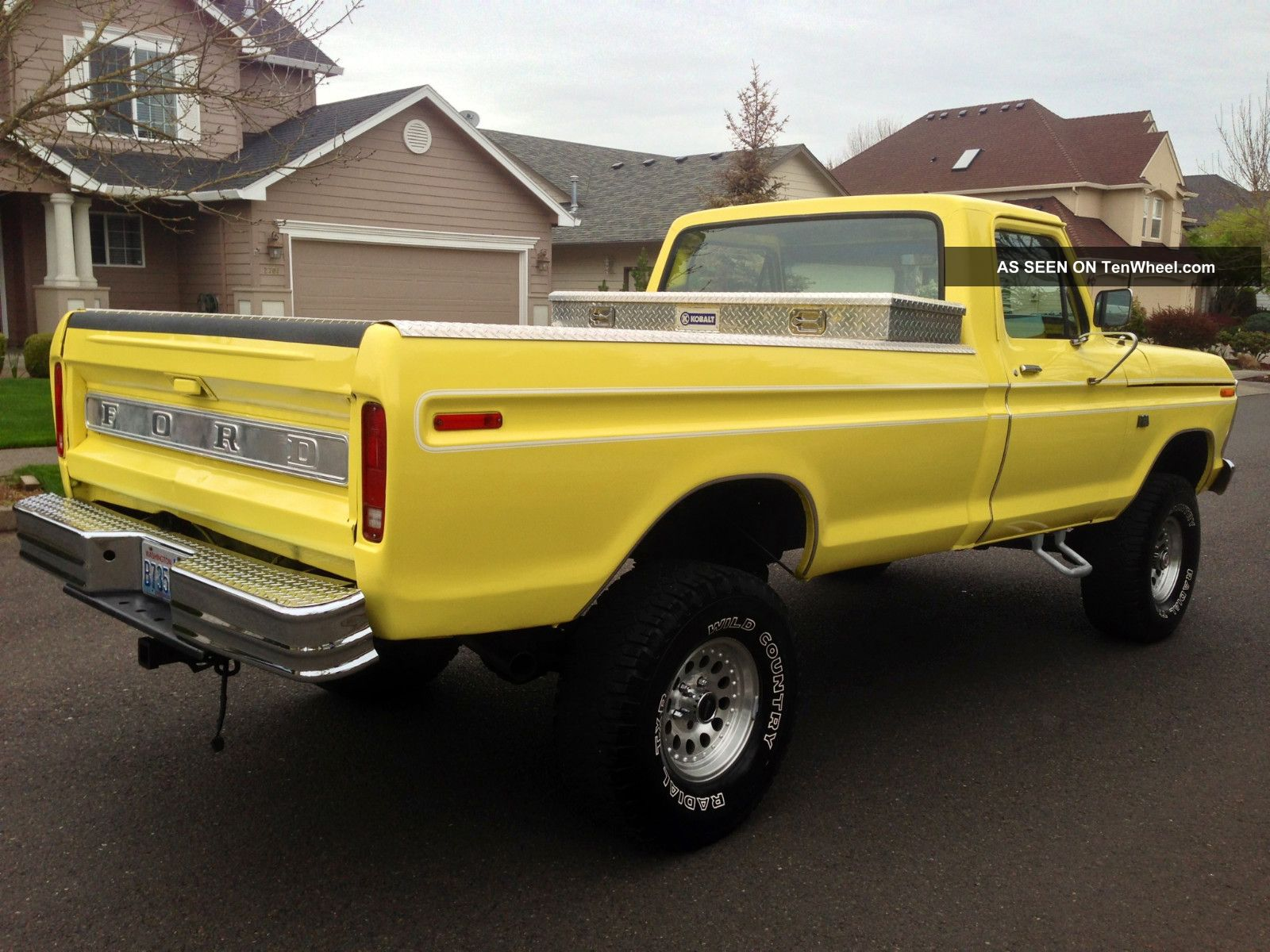 Ford f-150 1975 photo - 5