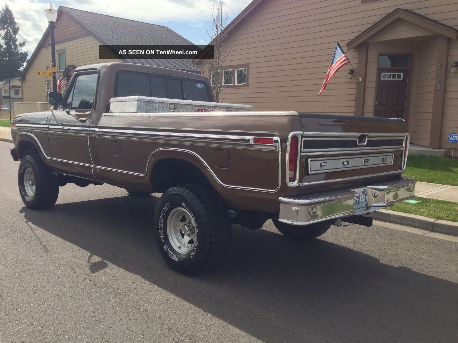 Ford f-150 1975 photo - 6