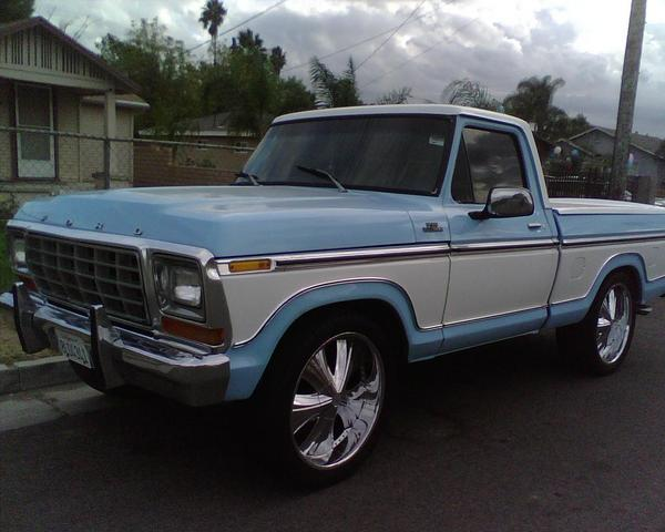 Ford f-150 1975 photo - 8