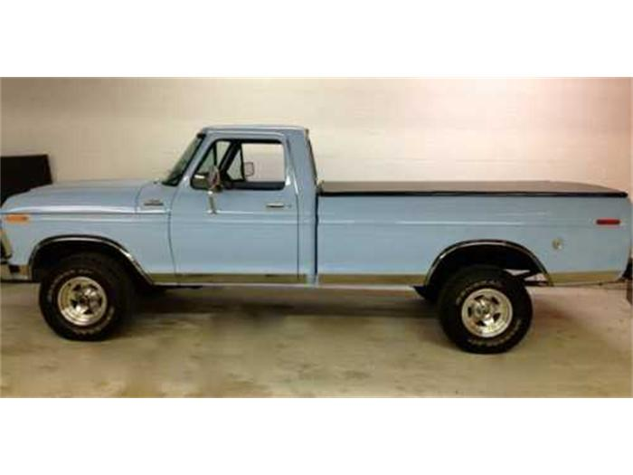 Ford f-150 1977 photo - 10