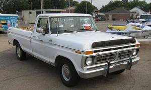 Ford f-150 1977 photo - 2