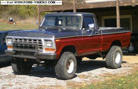 Ford f-150 1977 photo - 6