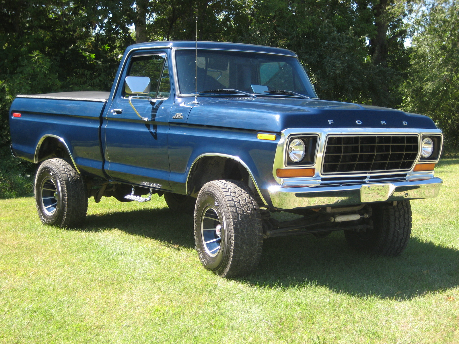 Ford f 150 1978 photo 1