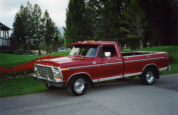 Ford F 150 1978 Review Amazing Pictures And Images