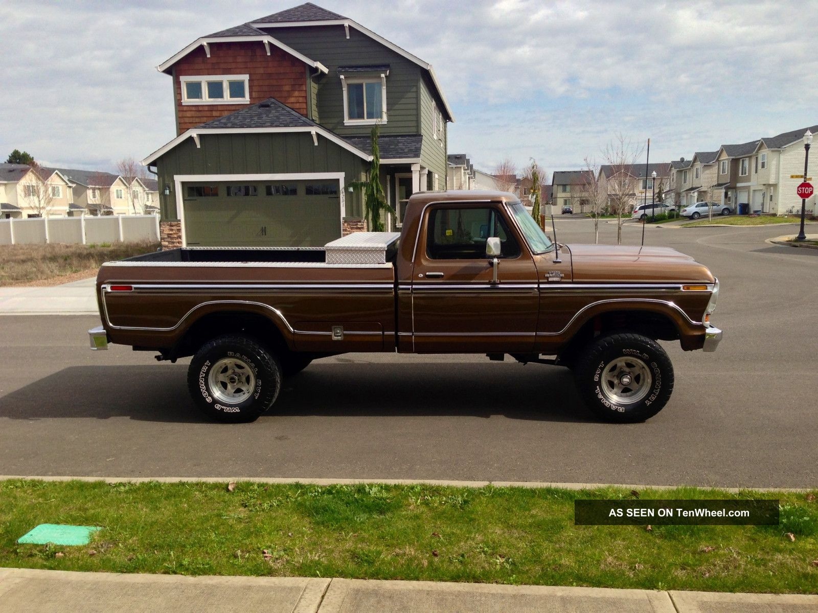 Ford f 150 1978 photo 9
