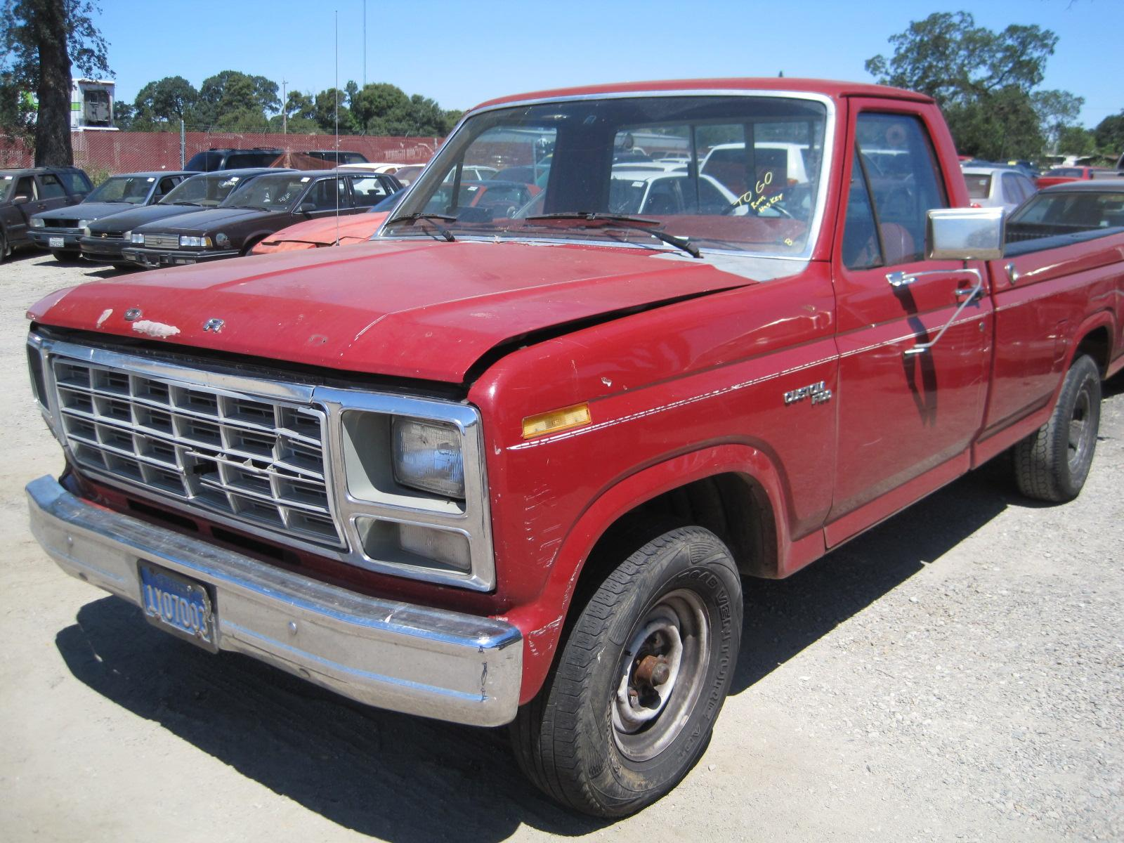 Ford f-150 1980 photo - 9