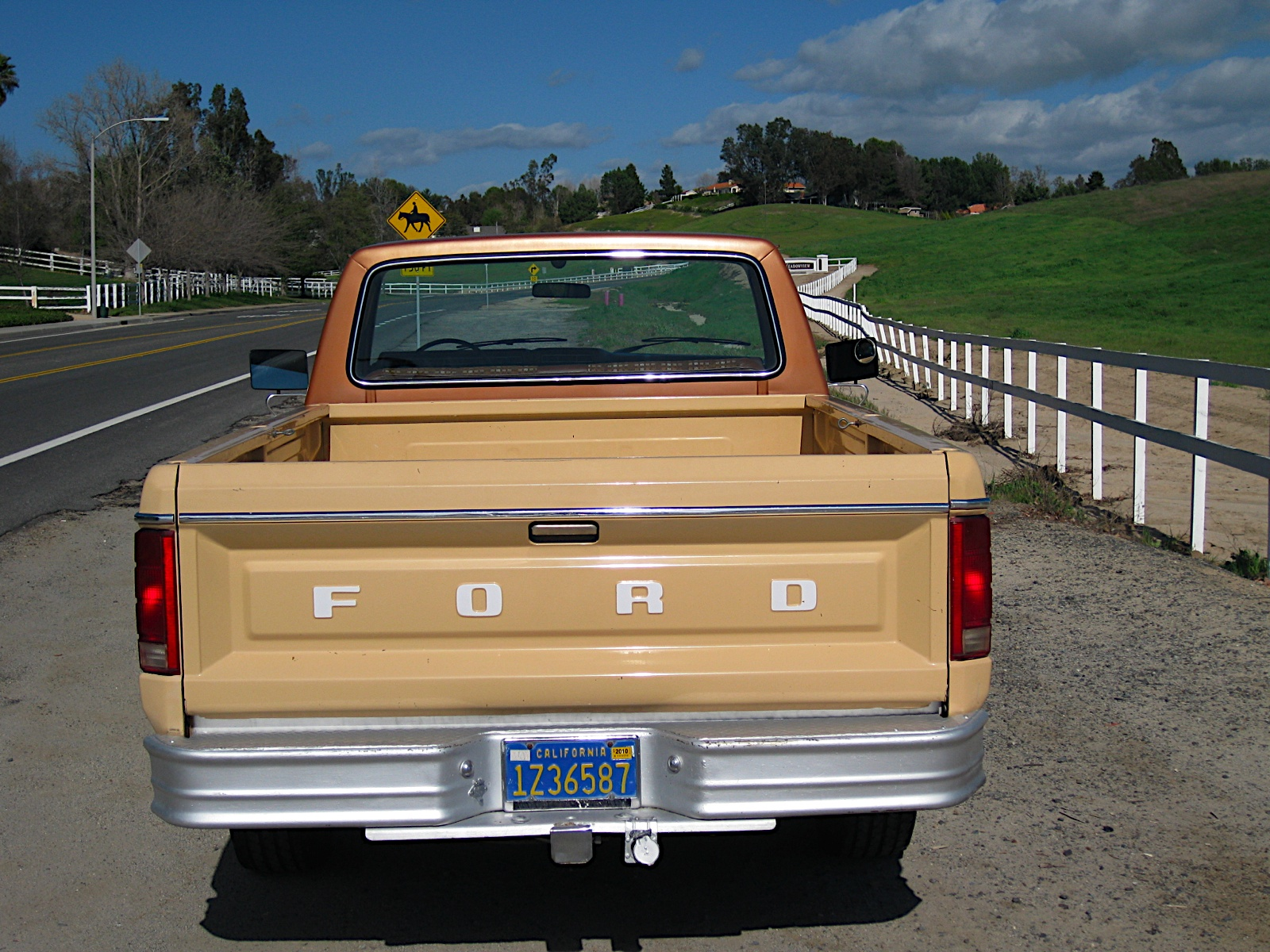 Ford f-150 1982 photo - 9