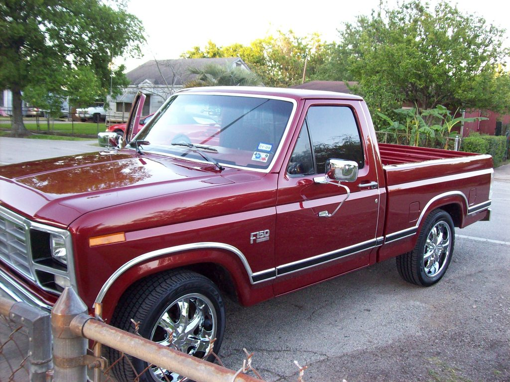 1980 ford ford f15 f150 truck