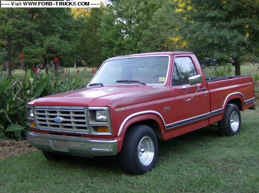 Ford f-150 1984 photo - 1