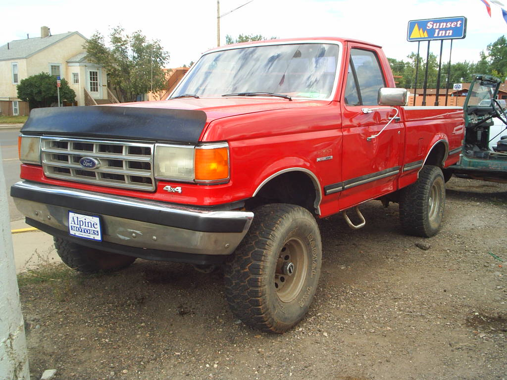 Ford f-150 1986 photo - 4