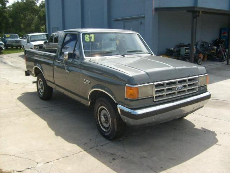 Ford f-150 1987 photo - 10
