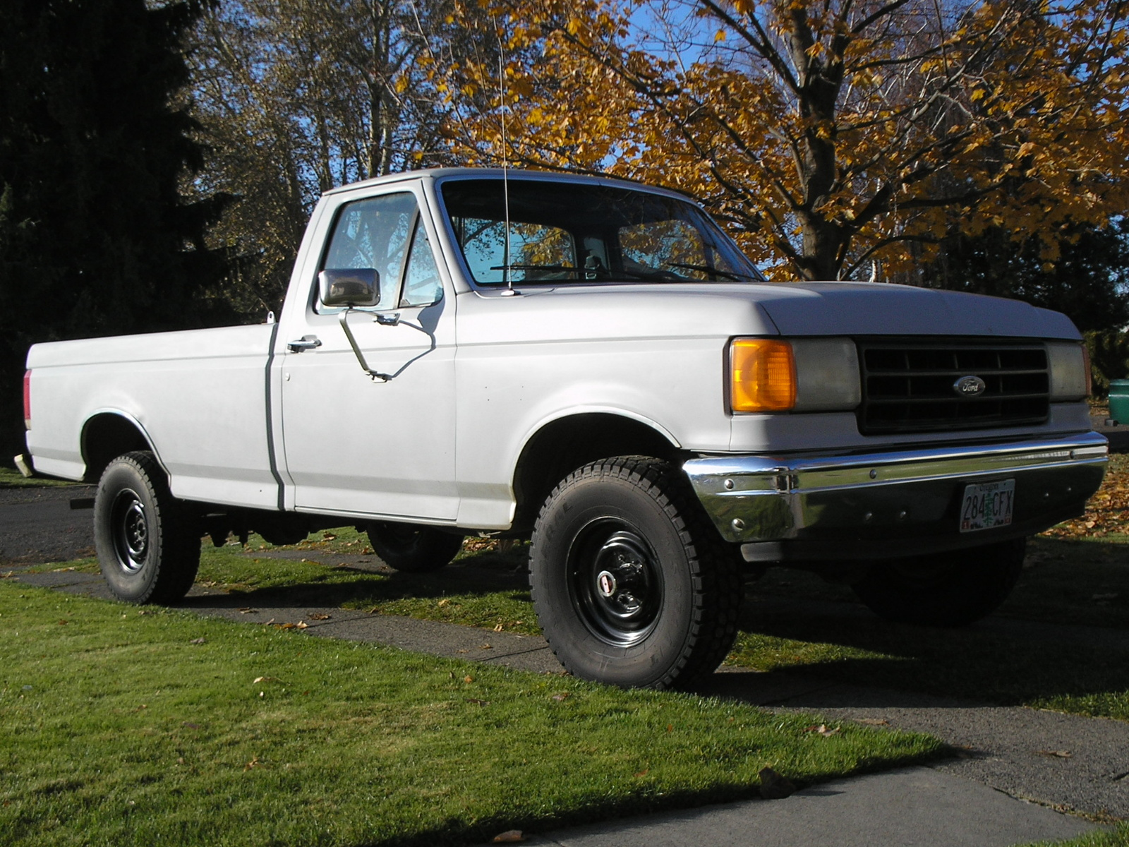 Ford f-150 1987 photo - 3