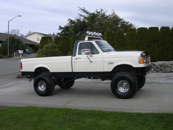 Ford f-150 1987 photo - 4