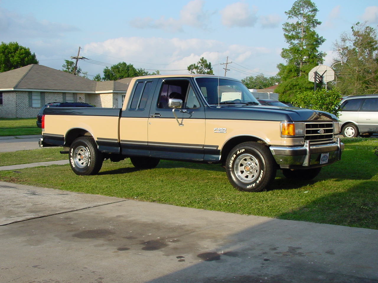 Ford f-150 1987 photo - 6