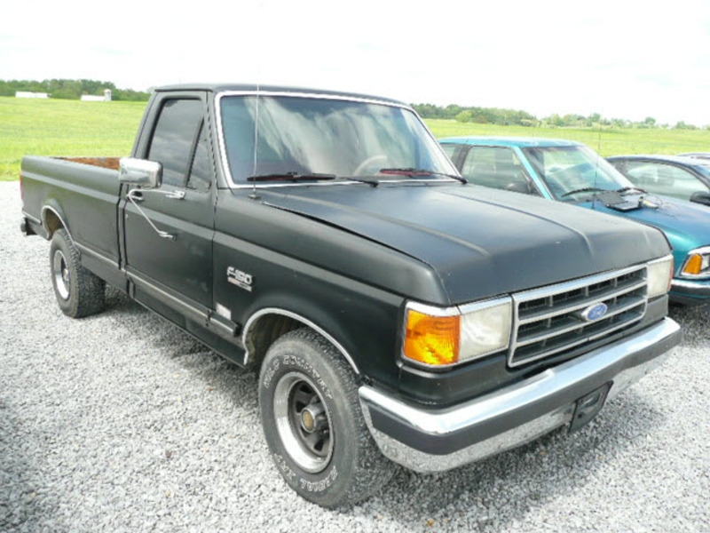 Ford f-150 1988 photo - 1