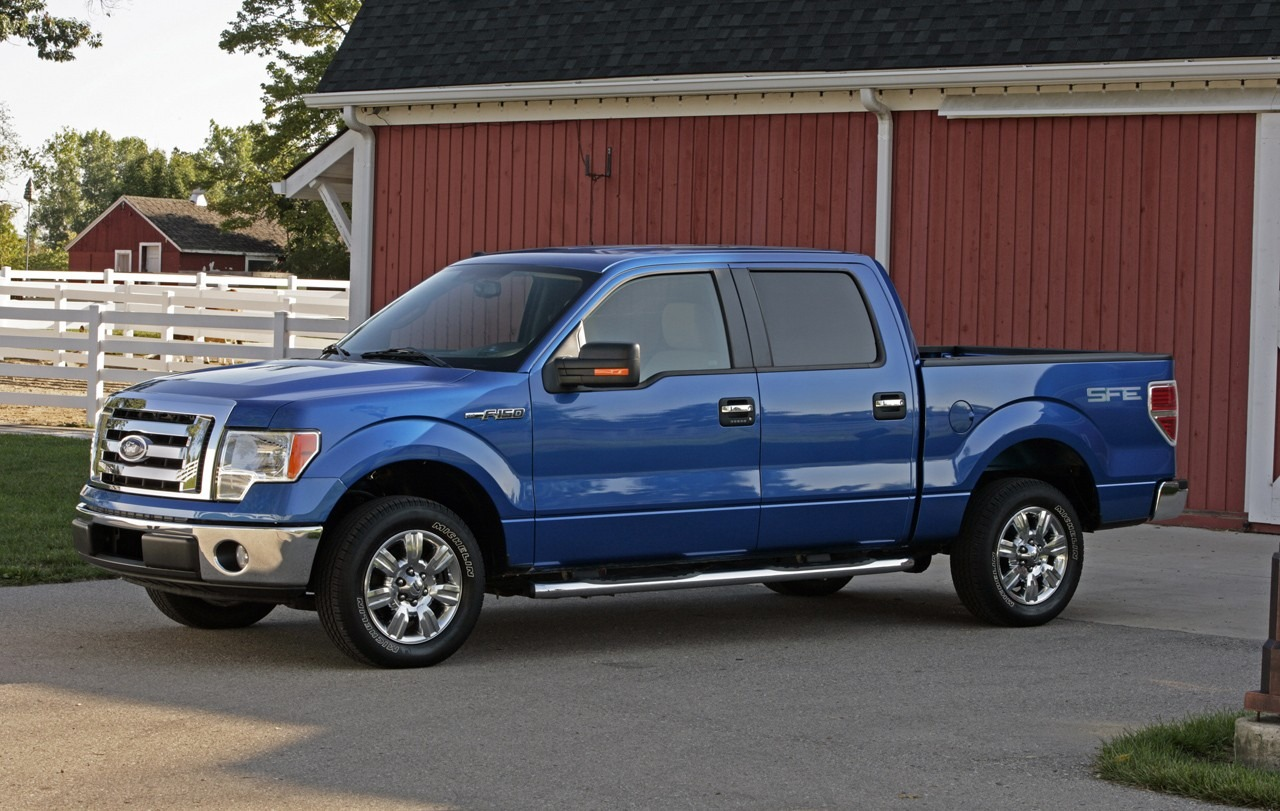 Ford f-150 1988 photo - 3
