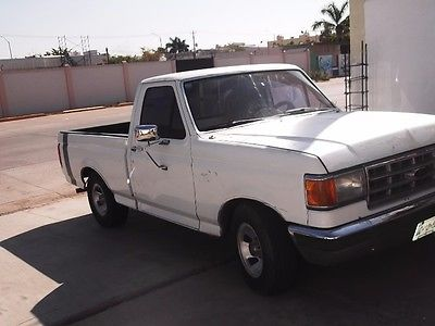 Ford f-150 1988 photo - 8
