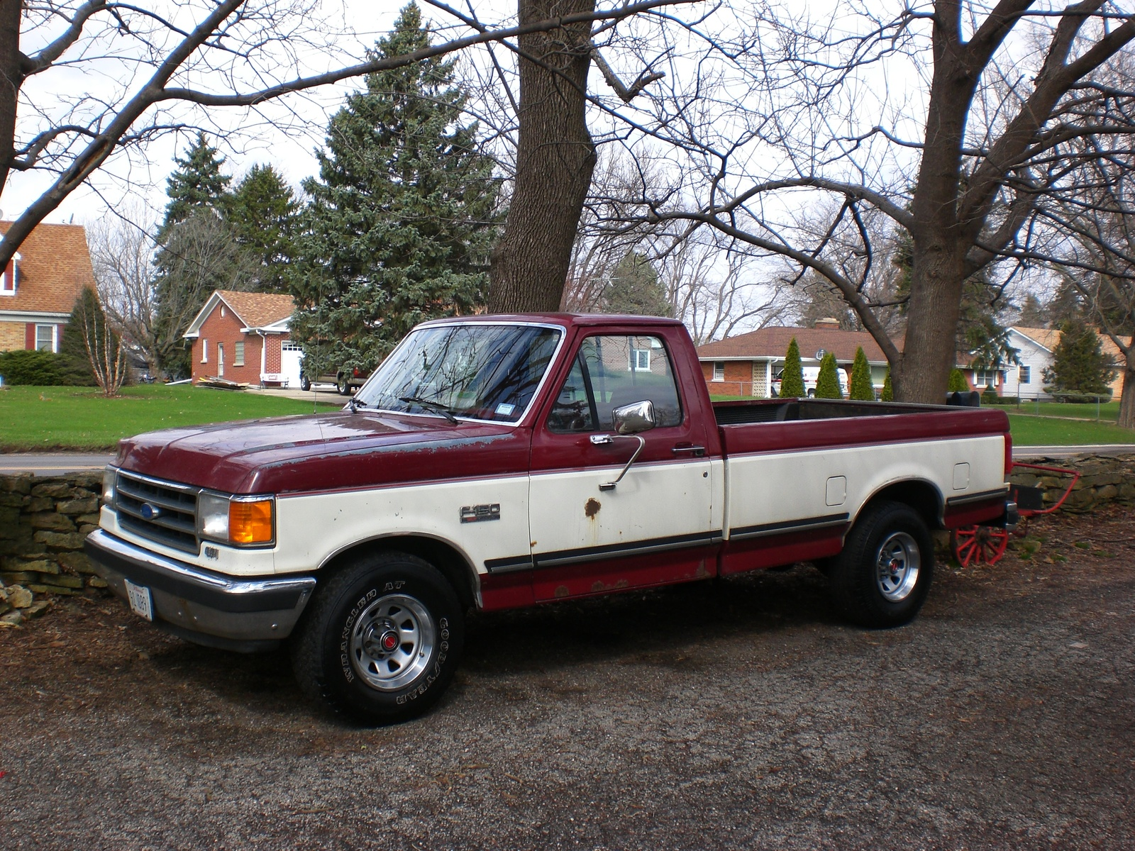 Ford f-150 1989 photo - 8