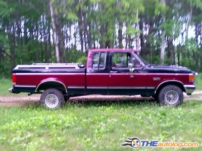 Ford f-150 1990 photo - 2
