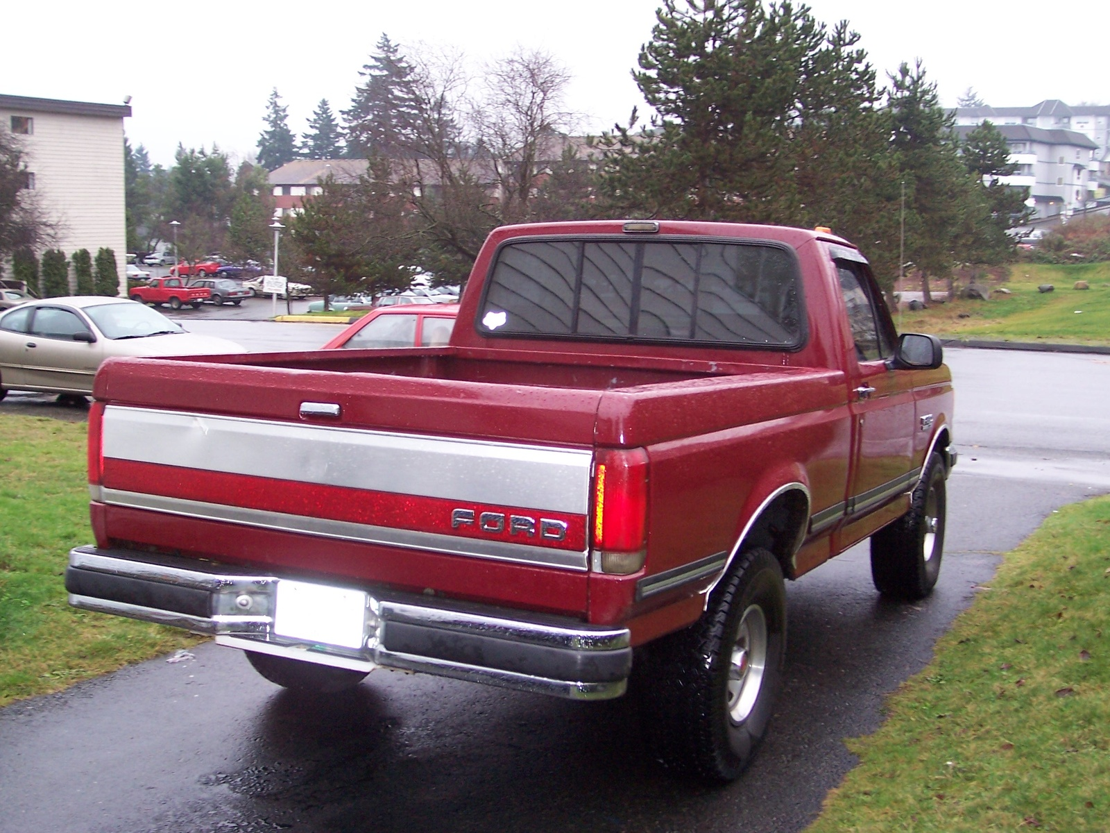 Ford f-150 1990 photo - 8