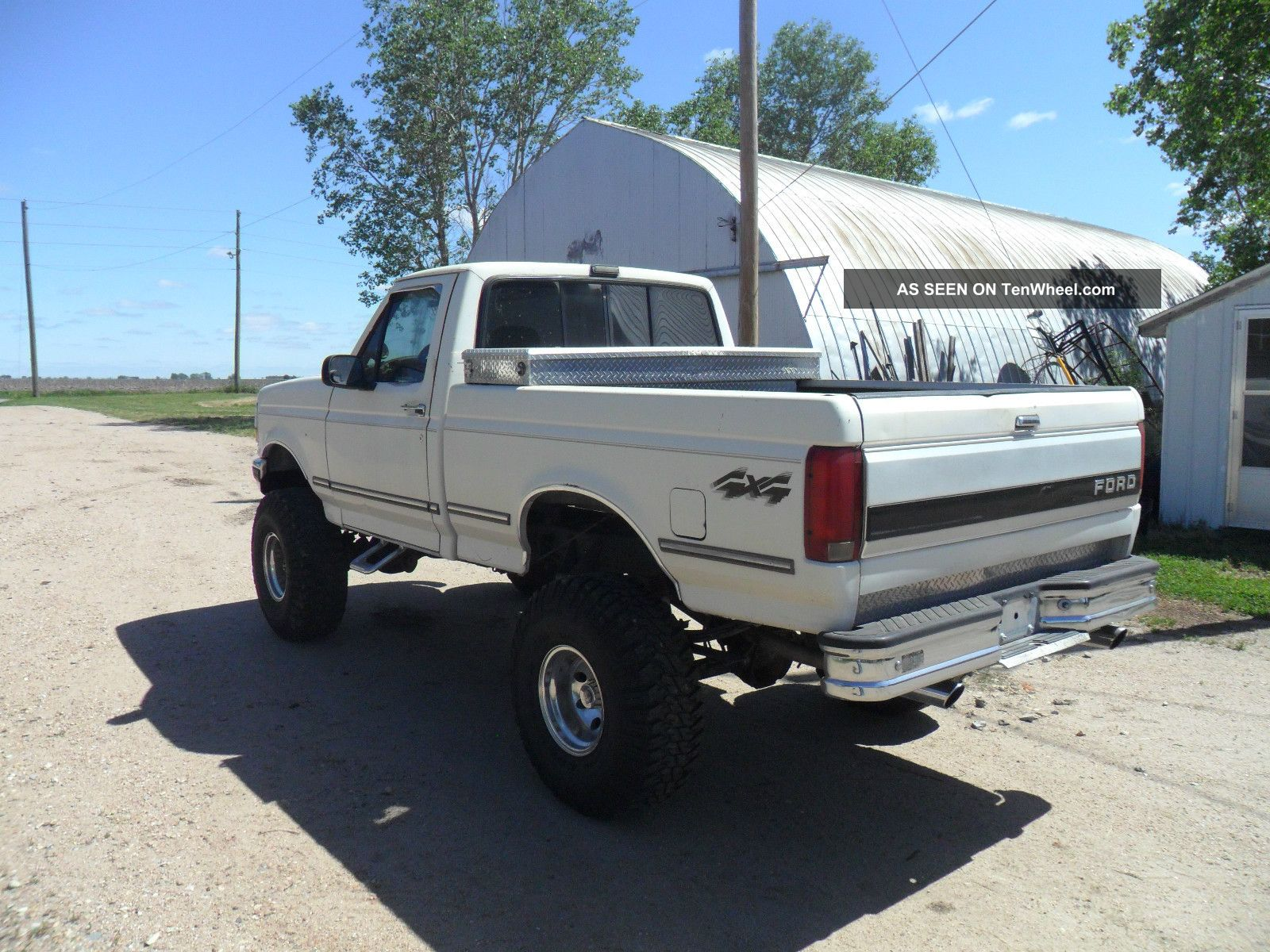 Ford f-150 1992 photo - 10