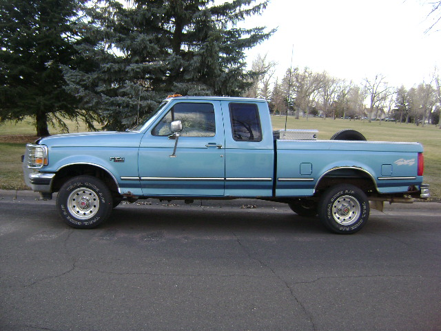 Ford f-150 1992 photo - 3