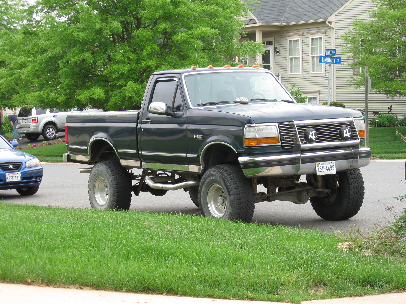 Ford f-150 1992 photo - 6