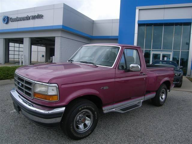 Ford f-150 1992 photo - 7