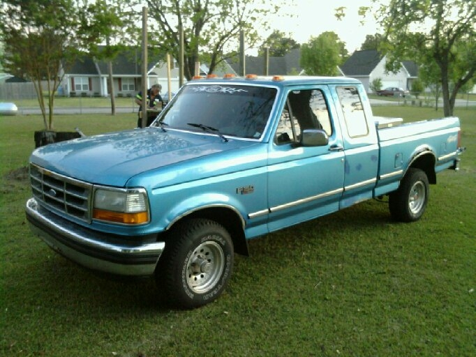 Ford f-150 1992 photo - 9