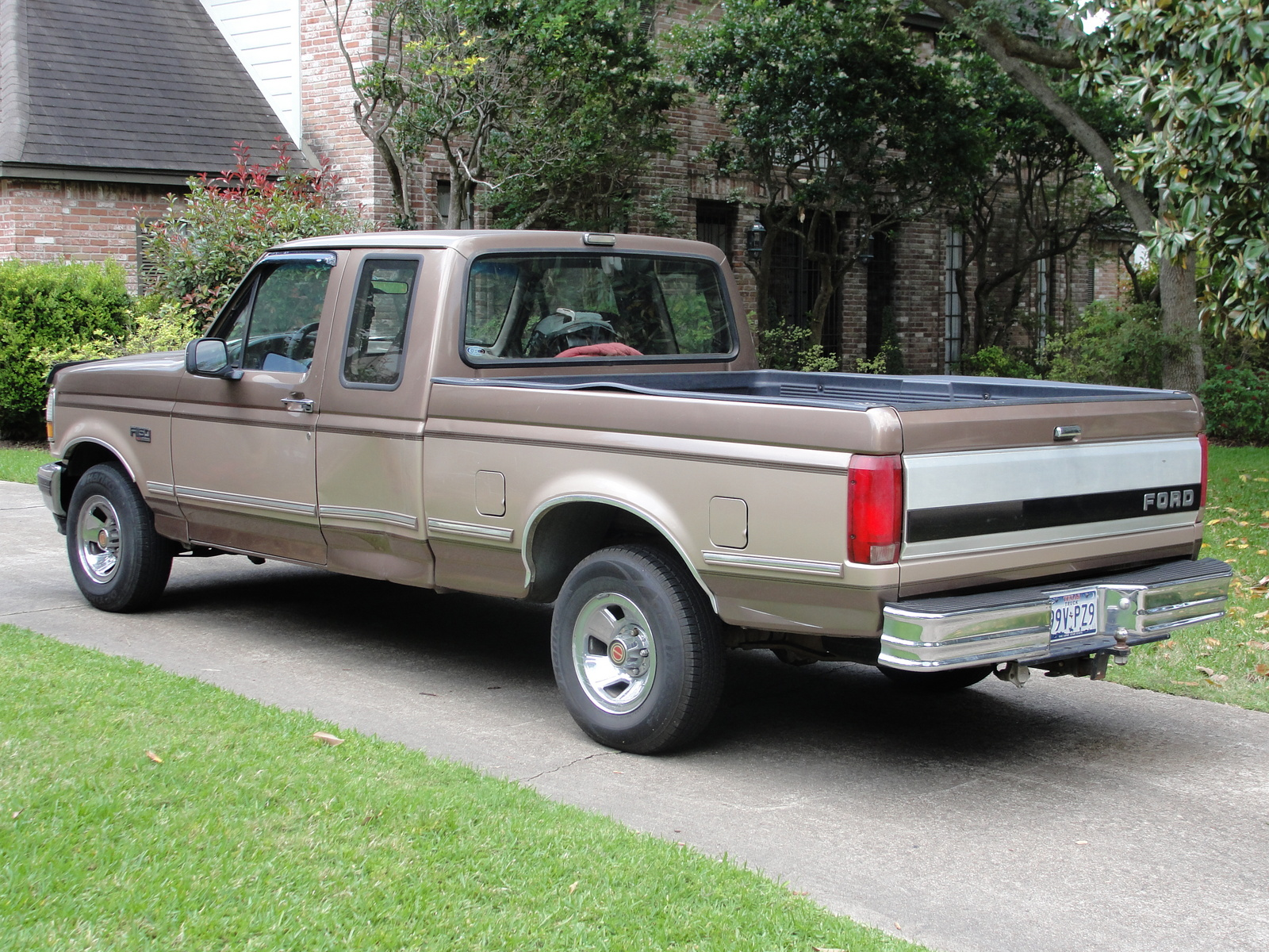 Ford F-150 1993 photo - 10