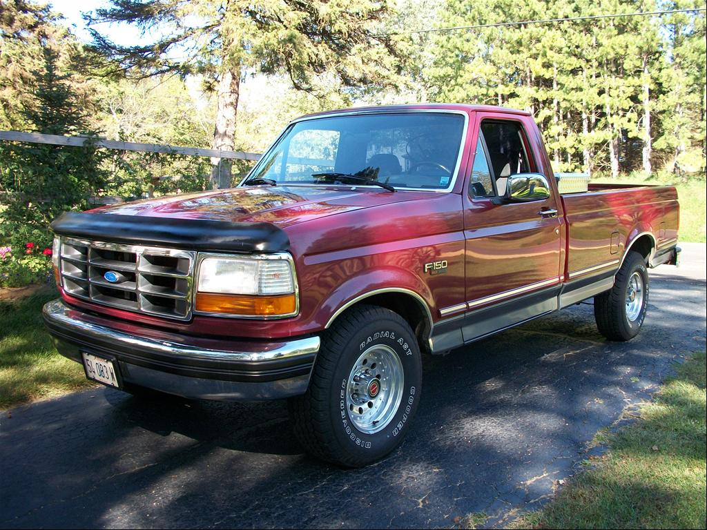 Ford F-150 1993 photo - 3