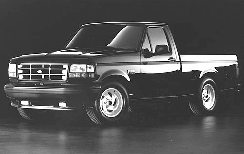 Ford F-150 1993 photo - 5