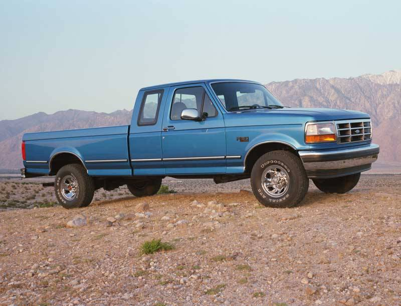 Ford f-150 1994 photo - 9