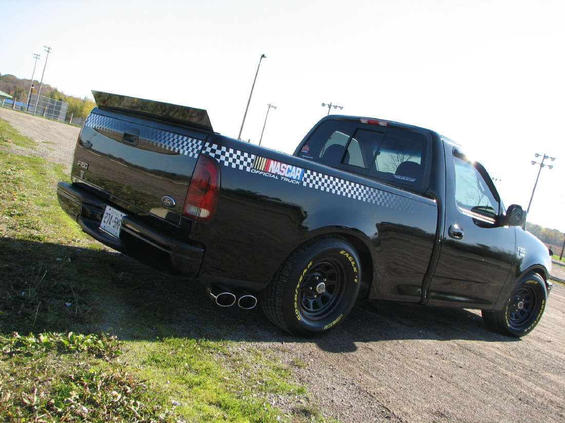 Ford F-150 1998 photo - 5