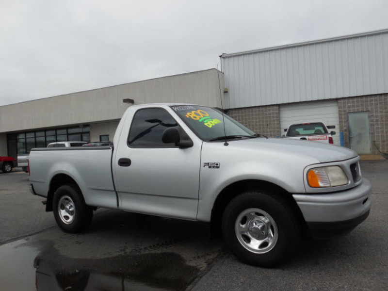 Ford F-150 1998 photo - 6