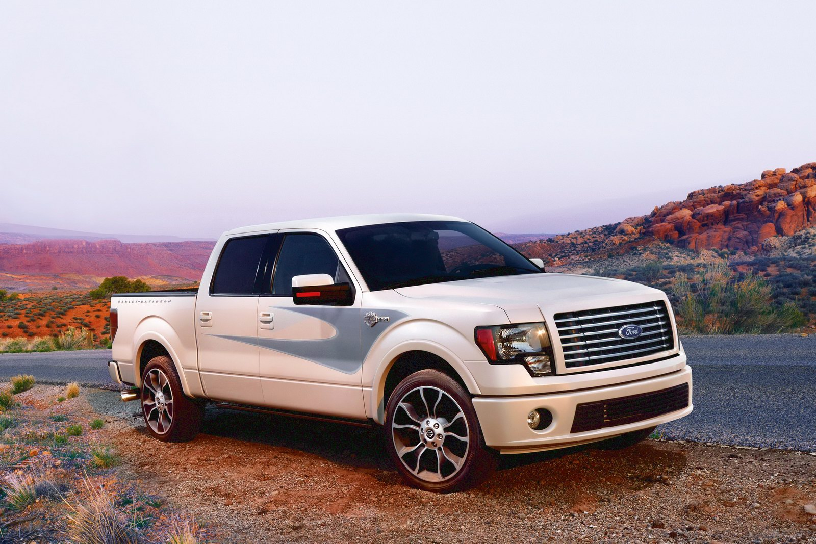 Ford f-150 1999 photo - 4