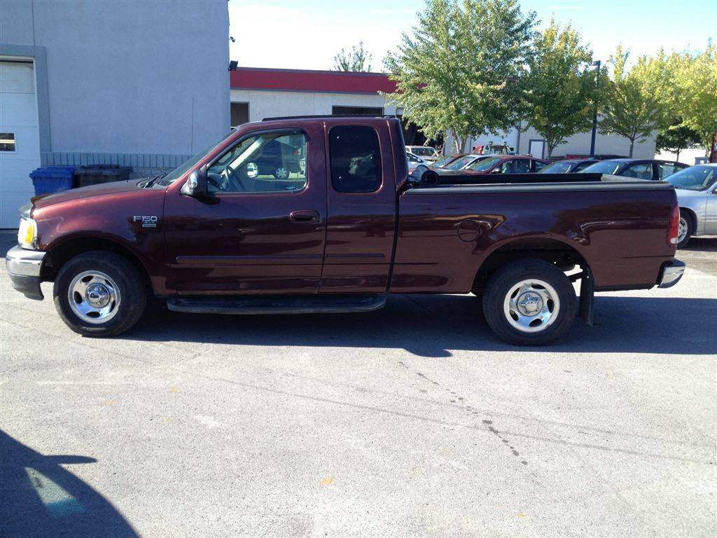 Ford F-150 2000 photo - 5