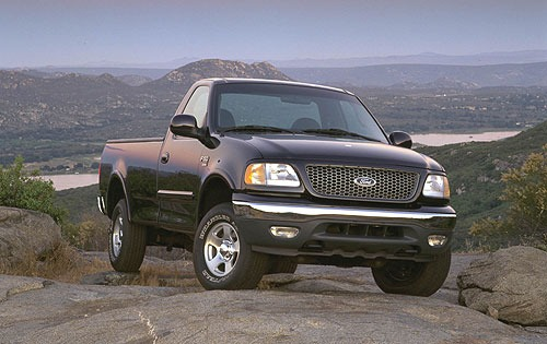 Ford F-150 2001 photo - 2