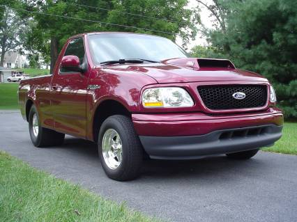 Ford F-150 2001 photo - 4