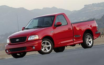 Ford F-150 2004 photo - 1