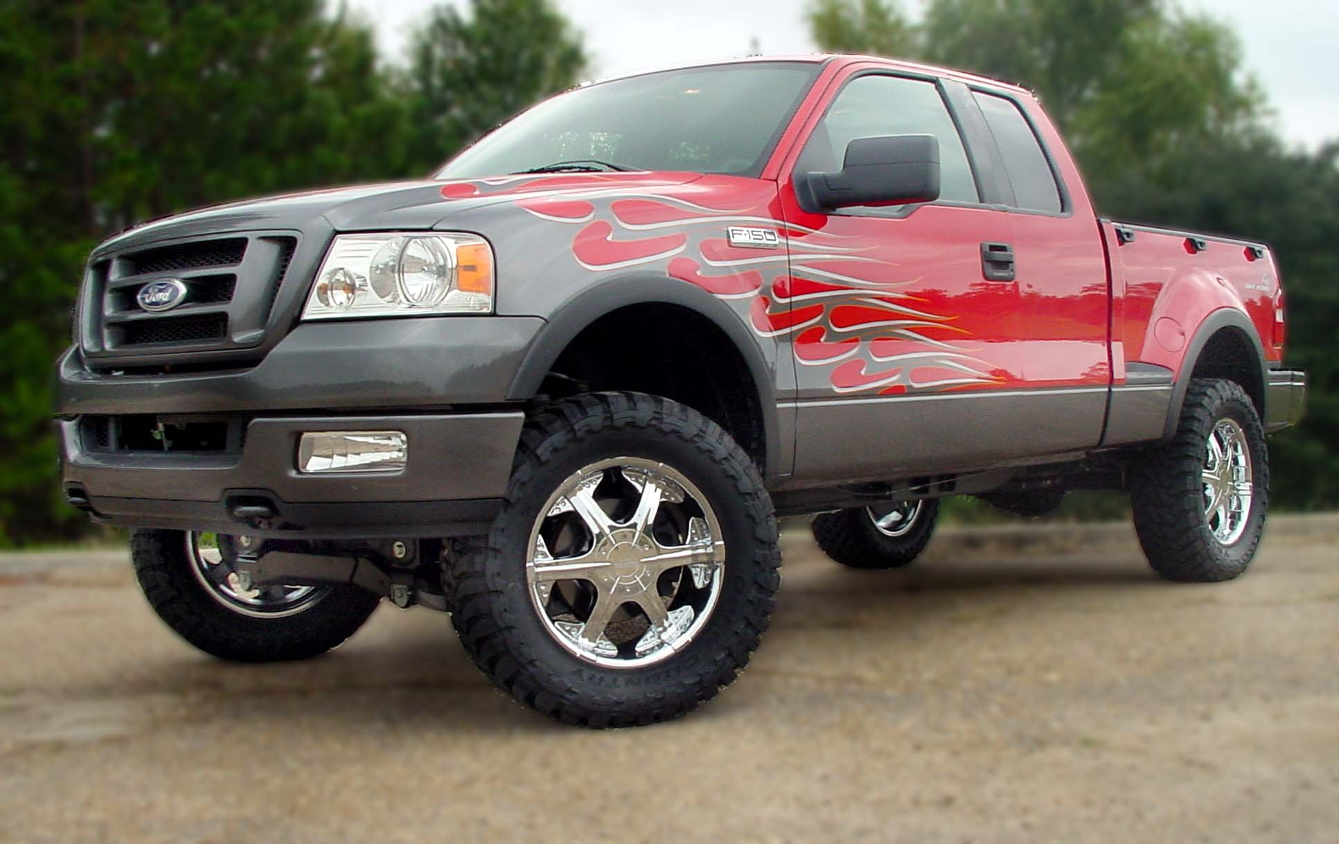 Ford F-150 2004 photo - 10
