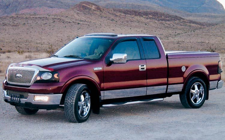 Ford F-150 2004 photo - 3