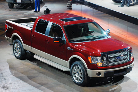 Ford f-150 2008 photo - 3
