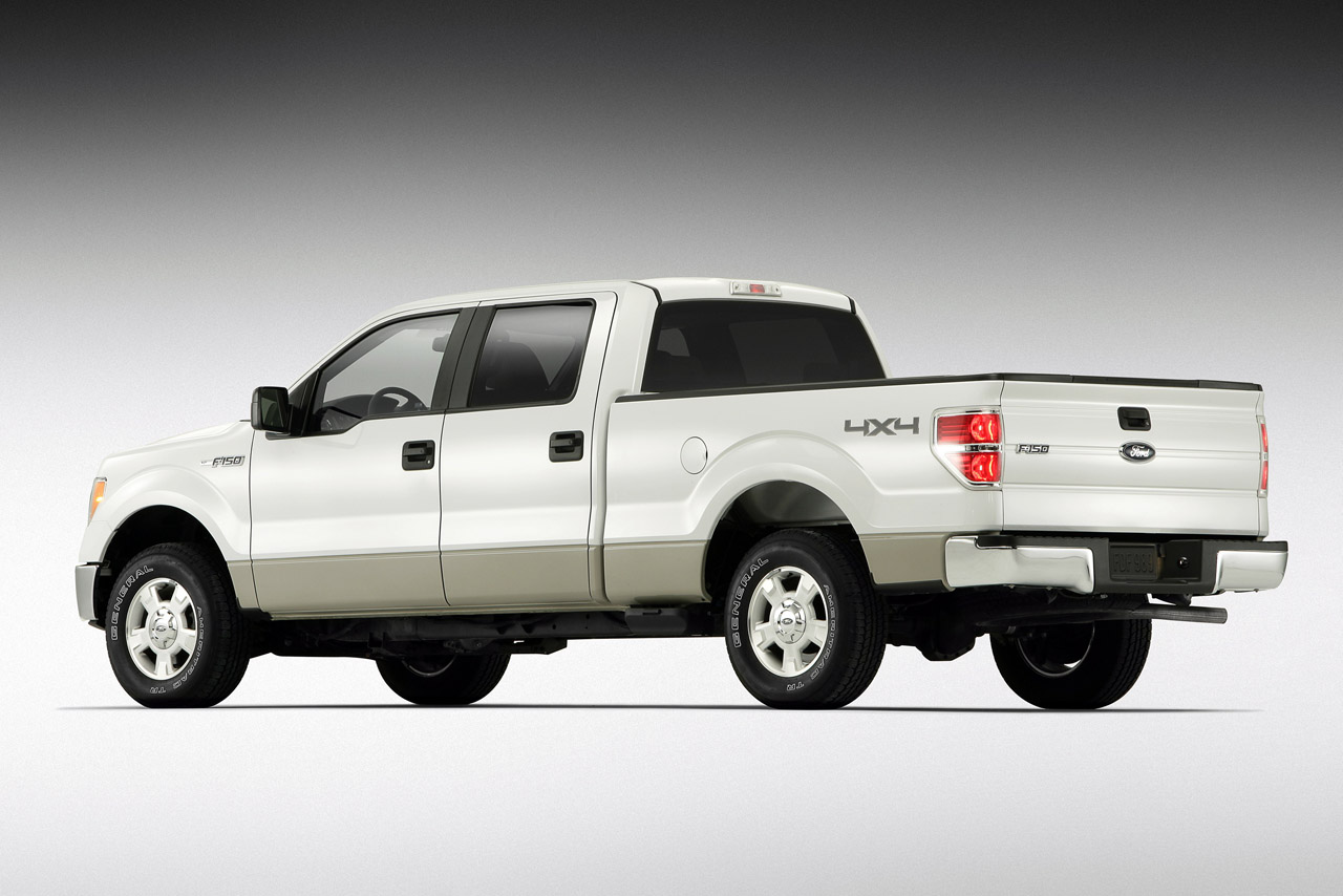 Ford f-150 2008 photo - 4