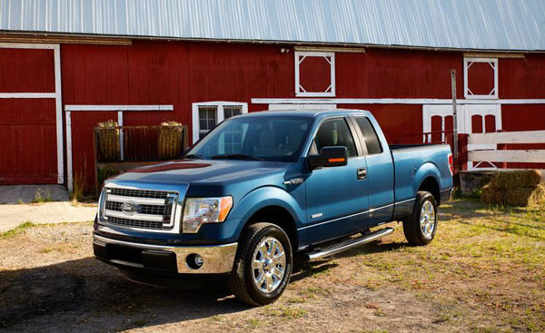 Ford f-150 2013 photo - 3